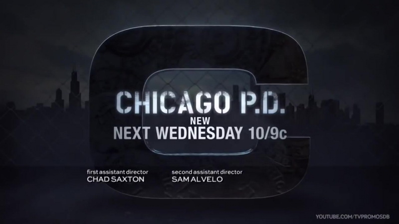 Chicago PD - Episode 5.07 - Care Under Fire - Promo