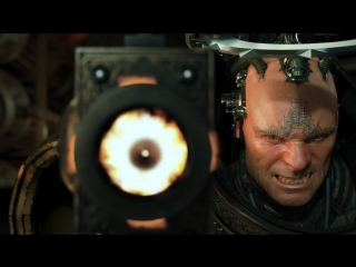 Gamanoid играет в Warhammer 40K: Inquisitor - Martyr