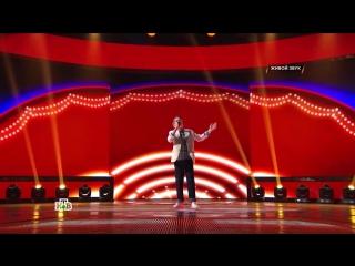 Красавчик зажег! Стиляга Алексей своим обаянием сразил жюри и спел с Валерием Сюткиным