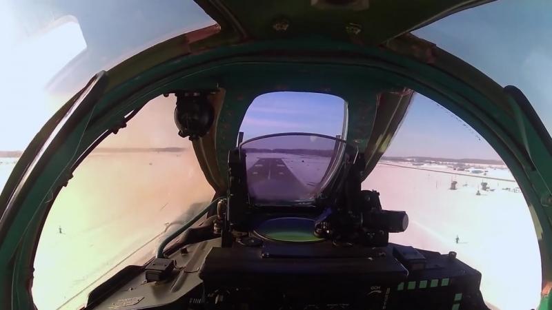 Полеты МиГ-31БМ 14-й армии ВВС и ПВО Центрального военного округа_HD.mp4