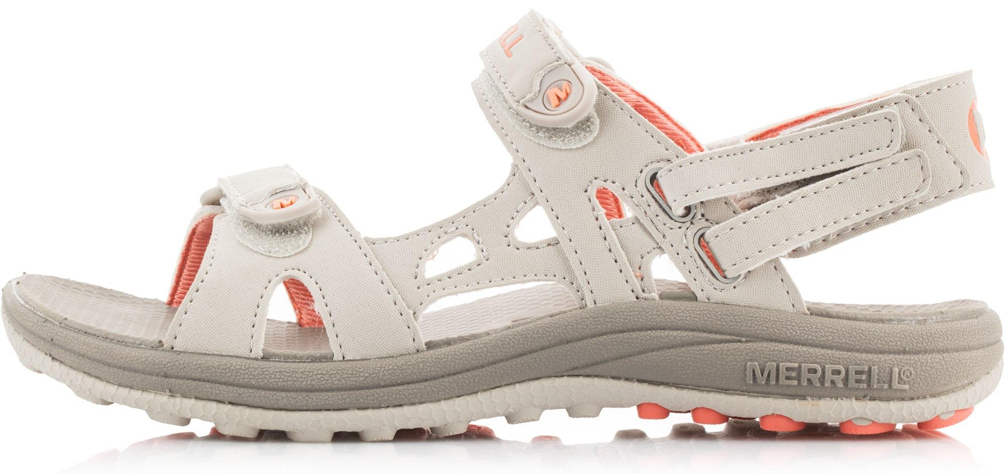 Обувь для походов. Что надеть на ноги в поход в горы. Merrell Cedrus Convert - легкие женские сандалии для прогулок по теплым местам. Совершенно не подходят для более-менее серьезных путешествий
