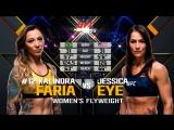 UFC FIGHT NIHGT ST. LOUIS Kalindva Faria vs. Jessica Eye