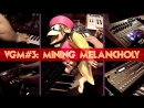 Ace Waters - Mining Melancholy Donkey Kong Country 2 cover