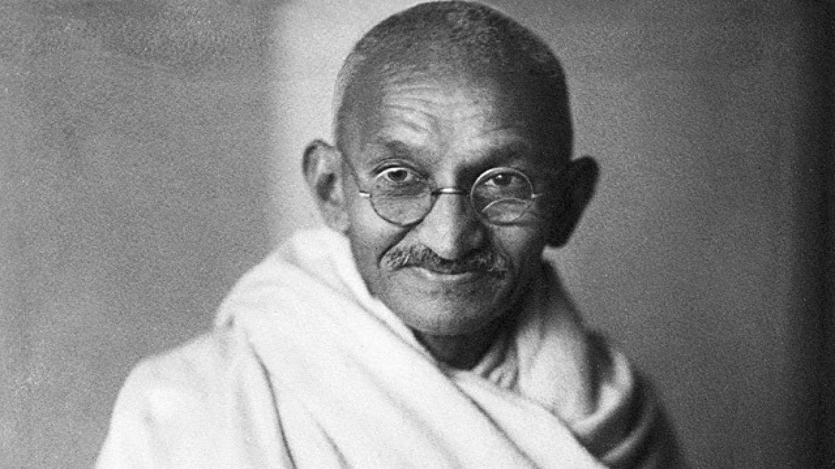 О ненасилии и Махатме Ганди