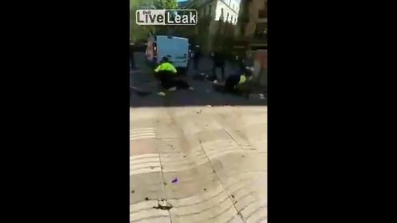 Барселона. последствия теракта