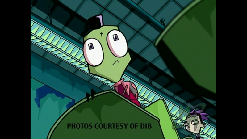 Invader Zim S01E26 Mysterious Mysteries ENG