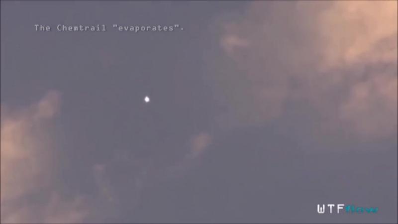 Дрон с купола Плоской Земли взял очередные пробы компонентов с химтрейла над Аризоной