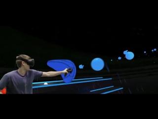 Мир HTC Vive за 2 минуты - обзорное видео