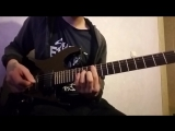 Adept- at least giver me my dreams back you negligenr whore(guitar cover)