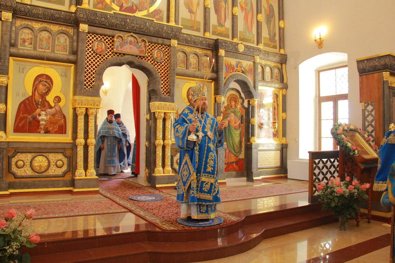 ВЖдамирово открылся женский монастырь вчесть Калужской иконы Божией Матери