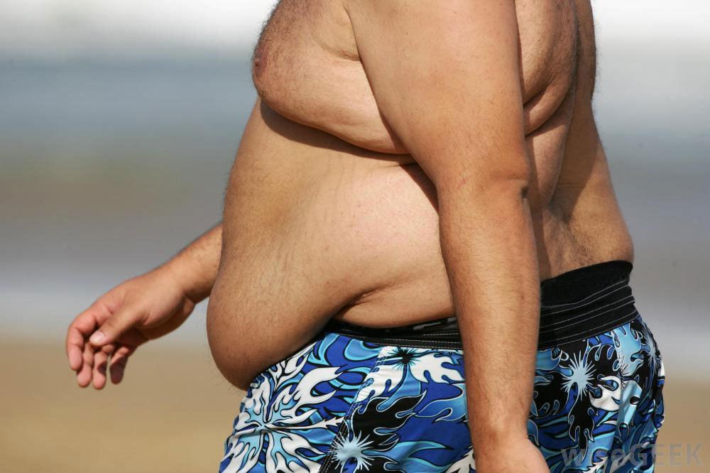 Люди с избыточным весом подвергаются большему риску диабета типа 2.