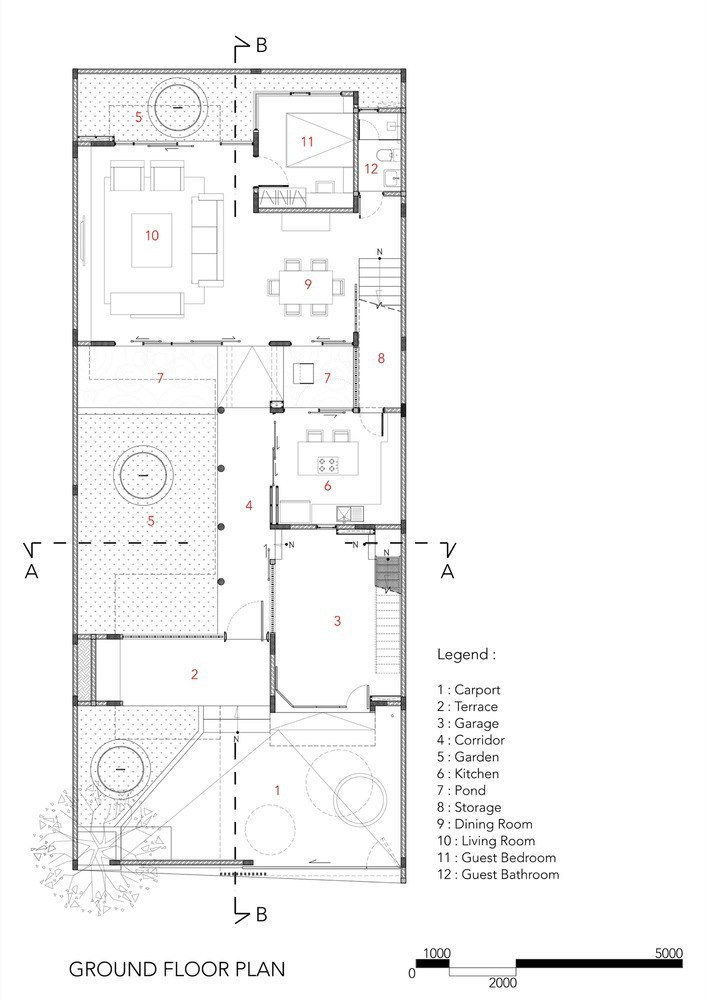 Sunter Metro Residence / Atelier Cosmas Gozali