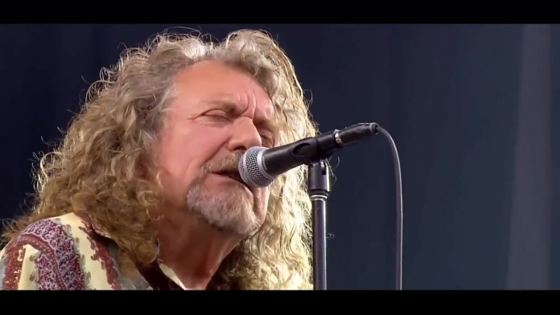 Robert Plant ex Led Zeppelin Season Of The Witch live audio Donovan cover