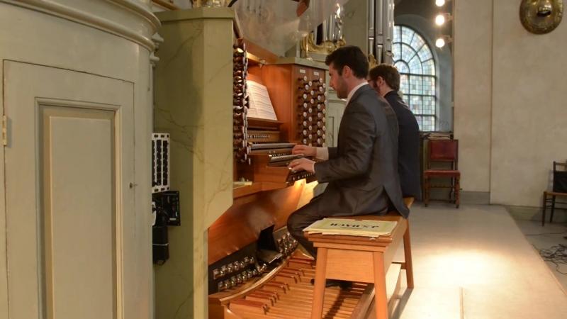 734 J. S Bach - Misc chorale prel Nun freut euch, lieben Christen/Es ist gewisslich an der Zeit BWV 734 -Ulf Norberg
