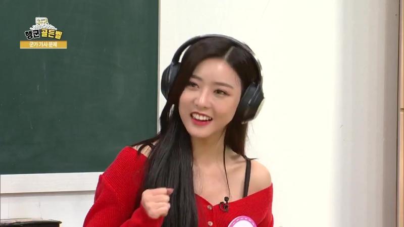 [국방TV] 행군기 시즌3 56화[125] - 이달의 소녀 BP라니아 (MC 신아영, 김대희)