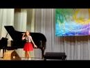 Всероссийский конкурс Хрустальная мозаика, Камская Екатерина - Лауреат III степени 🌟🏆🏅