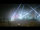 Лазерное шоу A Childs Dream. Фестиваль-Сити, Дубай.