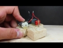 Free Energy Light Bulbs 230V - Using Piezo