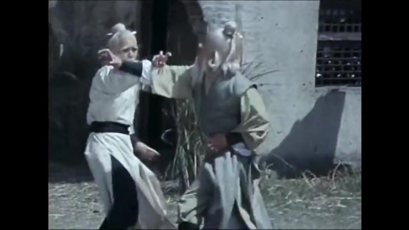 Бій Майстрів Кунг-Фу