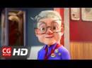 CGI Animated Short Film Les Pionniers de l'Univers | The Pioneers of the Universe Short by ArtFx