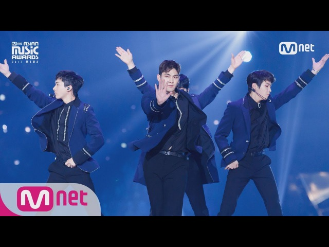 [2017 MAMA in Japan] NU'EST W_OVERCOME INTRO Perf. WHERE YOU AT