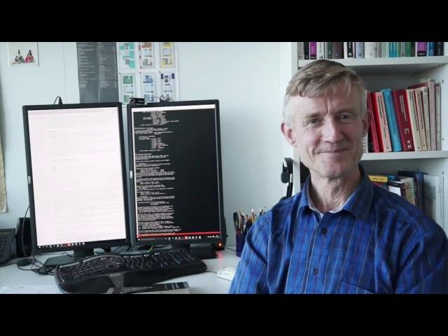 Саймон Пейтон Джонс об алгоритмической сложности