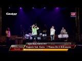 Naguale feat. Kaira - I Wanna Be A Billionaire (Live @ Gustar 2013) (24.08.13)