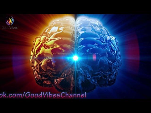 417 Hz ☯ A New Beginning ☯ Clear Subconscious Negativity ☯ Alpha Binaural Beats Meditation GV32