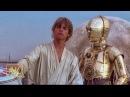 Люк и его дядя покупают дроидов R2-D2 и C-3PO. Звёздные войны Эпизод 4 1977 4K ULTRA HD