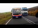 35 Examples of Dangerous Overtaking Really Stupid Drivers