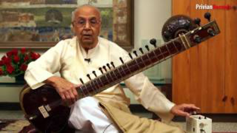 10th Session - Techniques of Raga elaboration Hindustani Music By Pt. Arvind Parikh