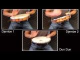African Rhythms For Pandeiro Example 1 Jaa