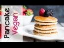 Pancake senza uova vegan super golosi