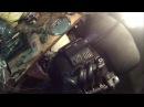 снятие и установка стартера mercedes A140