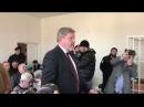 Григорий Явлинский приехал в Чечню и выступил в поддержку правозащитника Титиева