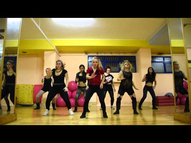 Alevanille dancehall class ROME2k15 - Hard Candy Fitness DanzaDintorni