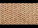 Двухсторонний рельефный узор Вязание спицами 286