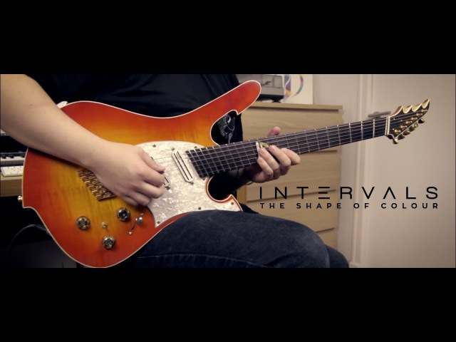 Sweet Tooth Intervals Guitar Cover by Lucas Laffineur Handmade Guitar