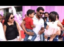 Kanchi Kaul And Shabbir Ahluwalia Attend Bella Vienna's Birthday Party