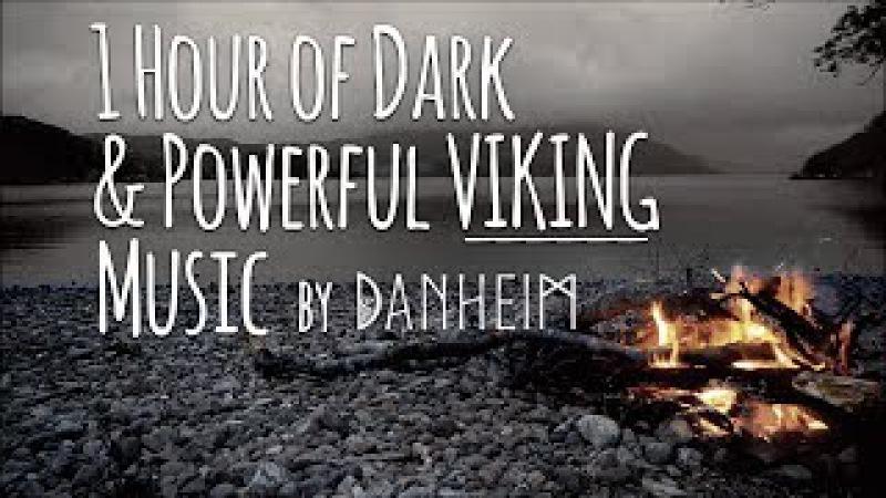 1 Hour of Dark Powerful Viking Music