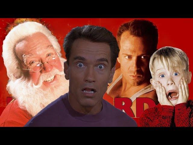 7 новогодних фильмов 80-90-х