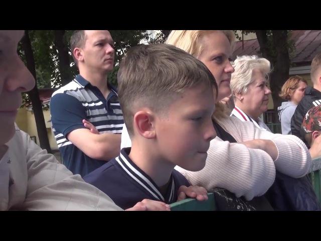 12 Традиционный Будо фестиваль Московского Кодокана на Чистых Прудах.