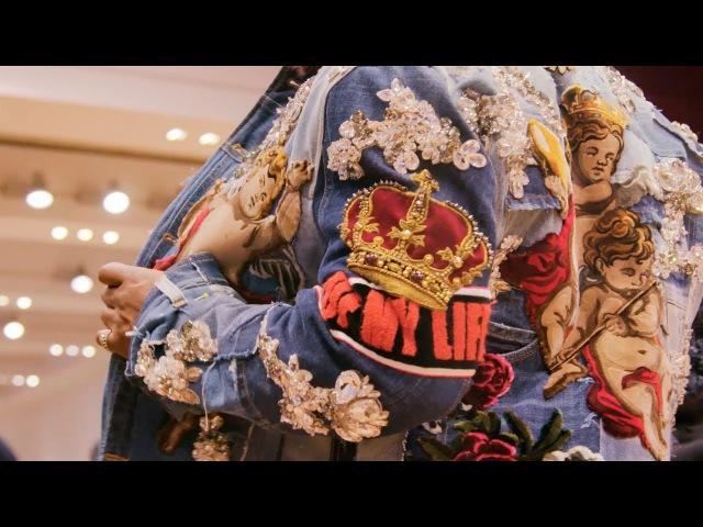 DolceGabbana Fall Winter 2018/19 Men's Fashion Show: the day before