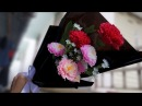 How to make beautiful paper flower bouquet for mother's day (Very Easy)