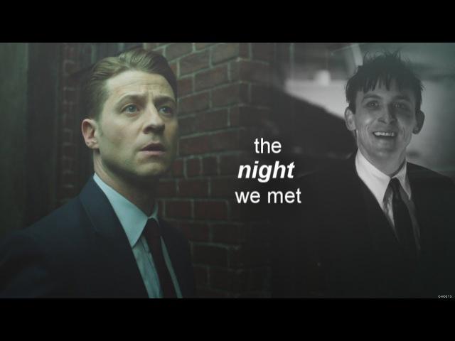 Jim oswald ; the night we met