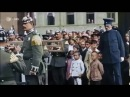 Early 1900 color film footage