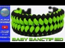 How To Make a Paracord Bracelet Baby Sanctified Tutorial DIY