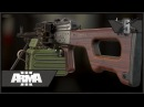RPK/PKM Carnage - ARMA 3 Frontline RHS PvP - Insurgent Machinegunner Gameplay