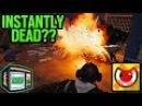 Hacker Teleports Thru Walls Instantly C4s Spawn - Rainbow Six Siege