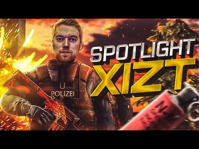 Spotlight Xizt Fragmovie (Best NiP Moments)